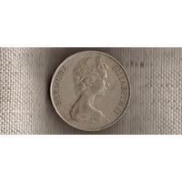 Бермудские острова/Бермуды 50 центов 1970 /корабль(dic)