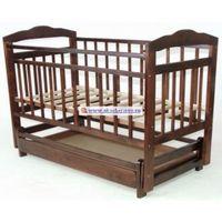 Кроватка детская Ника, продольный маятник