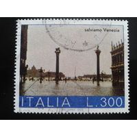 Италия 1973  Венеция