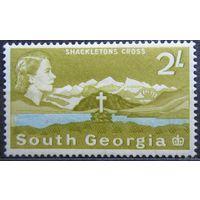 Британские колонии, остров Южная Георгия 1963. Лот 3