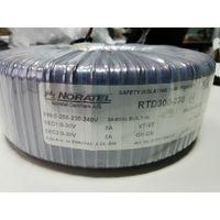 Тороидальный трансформатор 2*30V 5A