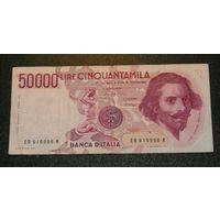 Италия, 50000 Лир 1984