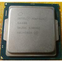 Процессор Intel Pentium G4400 сокет: LGA1151