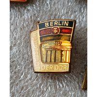 Значок ГДР Берлин