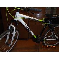 Велосипед smart alpinа 28