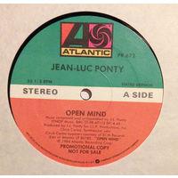 Jean-Luc Ponty, Open Mind / Modern Times Blues, SINGLE 1984