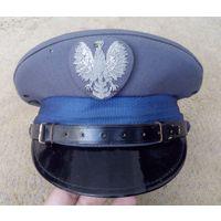 Фуражка польской милиции