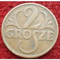 9118:  2 гроша 1930 Польша