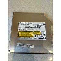 Дисковод ноутбука DVD-RW (рабочий)