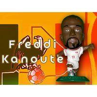 Freddi Kanoute Мали 5 см Фигурка футболиста MC3102