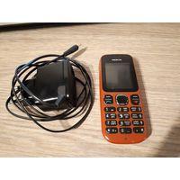 Телефон Nokia, кнопочный, 2 SIM