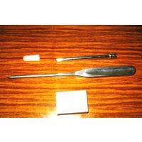 Инструмент медицинский (коллекция), лот No4а: шило медицинское (троакар полостной)