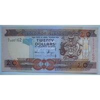 Соломоновы острова 20 долларов (g)
