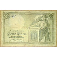 10 марок 1906г.