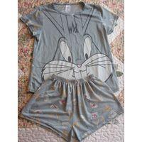 Пижама Looney Tunes новая