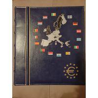 Набор евро монет