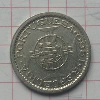 Португальский Мозамбик 5 эскудо 1960г