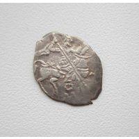 R9. Копейка Федора Ивановича (1584-1598 годы.),знак сМ м.д. Москва ГК123