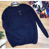 Новый мужской свитер  60-62 размер / ХXL