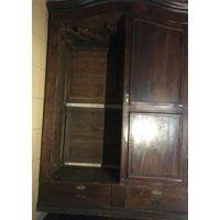 Шкаф 19 века