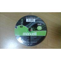 Диск DVD-R 4.7Gb 16x MAXELL по 10 шт. в пленке 275734