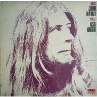 John Mayall /USA Union/1971, Polydor, USA