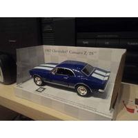 1967 Chevrolet Camaro Z/28 металлическая модель