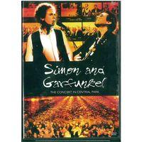 DVD-Video, Multichannel, Stereo - Simon & Garfunkel - The Concert In Central Park (Aug 19, 2003)