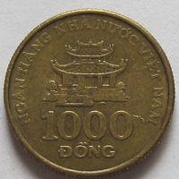 Вьетнам, 1000 донг 2003 г