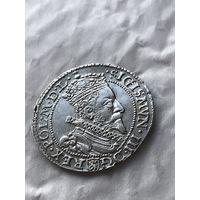 6 грошей 1599 Мальборк