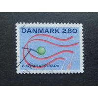 Дания 1987 художественная гимнастика