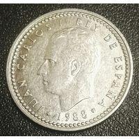 1 песета 1988 Испания