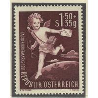 Австрия 1952 Mi# 972 (MNH**)