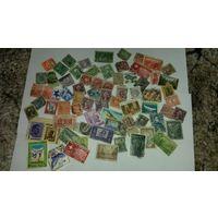 500 марок с повреждениями