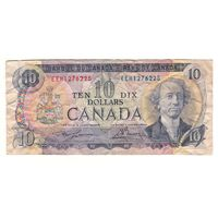 Канада 10 долларов 1971 года. Редкая!