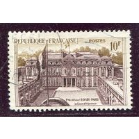 Франция. Дворец президента