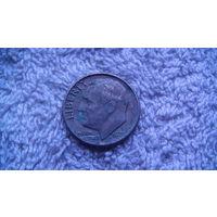 США 10 центов 1970D. #1 распродажа