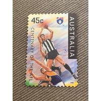 Австралия 1996. Австралийский футбол