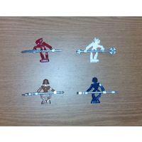 Экшен-фигурка BIONICLE MINI - TOA HORDIKA VAKAMA. LEGO 51637 (ЛЕГО Бионикл, робот). (возможен обмен)