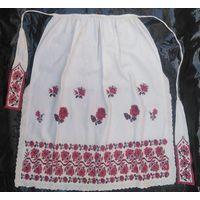 Фартук белорусский традиционный, 1900-е гг.
