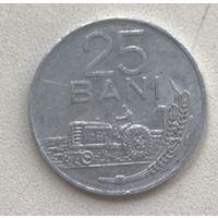 Румыния 25 бани 1982 г.