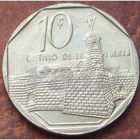 5562:  10 сентаво 2008 Куба
