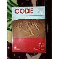 Code Red B2 Workbook+ Course book CD Pack English НОВЫЕ