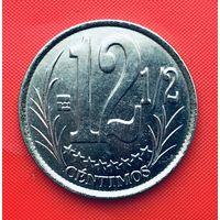 14-18 Венесуэла, 12 1/2 сентимо 2007 г.