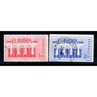 ШВЕЦИЯ. 1984. ЕВРОПА СЕПТ. 1 марка