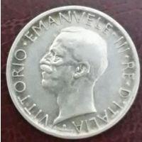 Италия 5 лир 1929