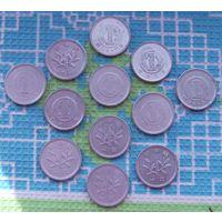 Япония 1 йена. Подписывайтесь! Много новых лотов в продаже!!!