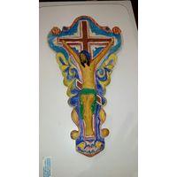 Крест гипс