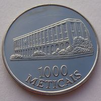 Мозамбик. 1000 метикалов 1994 год  KM#122