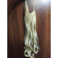 Волосы искусственные для удлинения своих